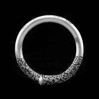Golden cudgel Bracelet Great Sage Equalling Heaven 999 silver Bracelets SSB55