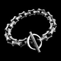 Edge bracelet 925 sterling silver top edge OT bracelets SSB77