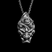 Prajna pendant 925 silver Prajna pendants SSP109