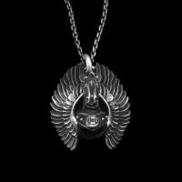 Pegasus pendant 925 Sterling silver Pegasus Necklace pendants SSP125
