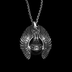 Pegasus pendant 925 Sterling silver Pegasus Necklace pendants SSP125