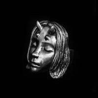 Goddess Ring Skull Jewelry Silver Skull ring SSJ41