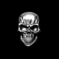 Skull ring Skull Jewelry 925 Silver Skull ring SSJ70