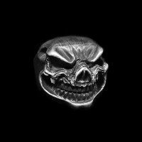 Vampire coffins ring 925 silver Win promotion and get rich rings SSJ149