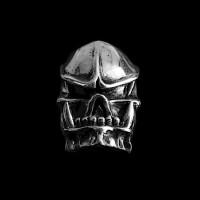 Juggernaut skull ring 925 Sterling silver original handmade Juggernaut skull rings SSJ187